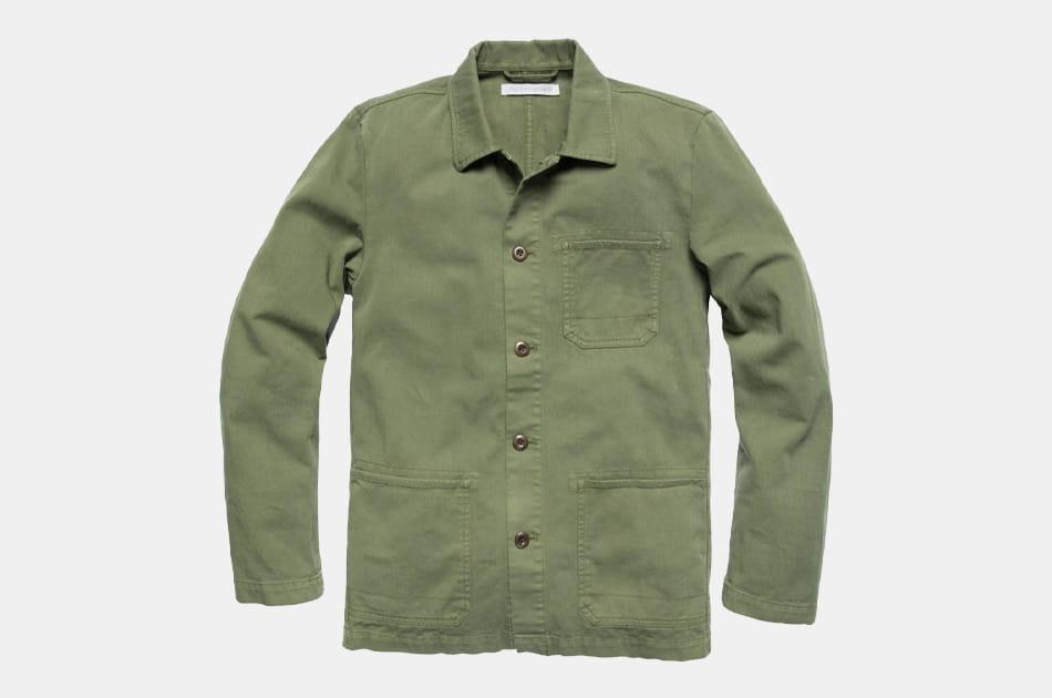 Outerknown Tradesman Chore Jacket