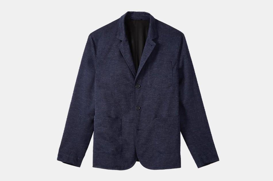 Proof Wool Lightweight Travel Blazer