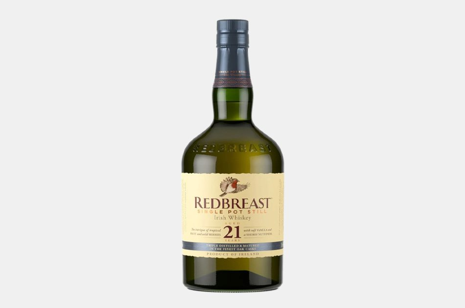 Redbreast 21 Year Old Pot Still Irish Whiskey