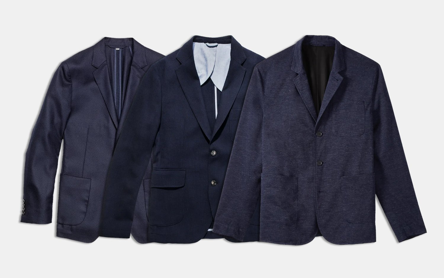 The 5 Best Navy Blazers To Wear This Fall