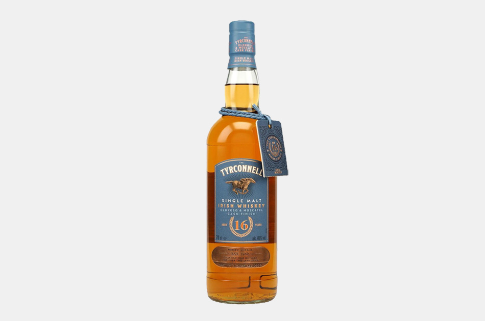 The Tyrconnell 16 Year Old Oloroso & Moscatel Cask Finish Irish Whiskey