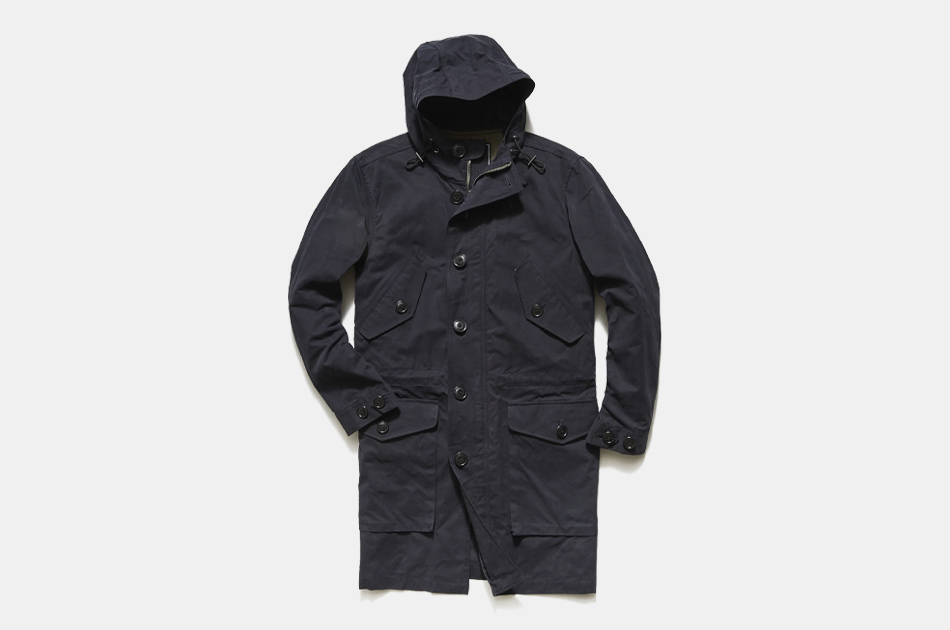Todd Snyder Made In New York 3-1 Parka