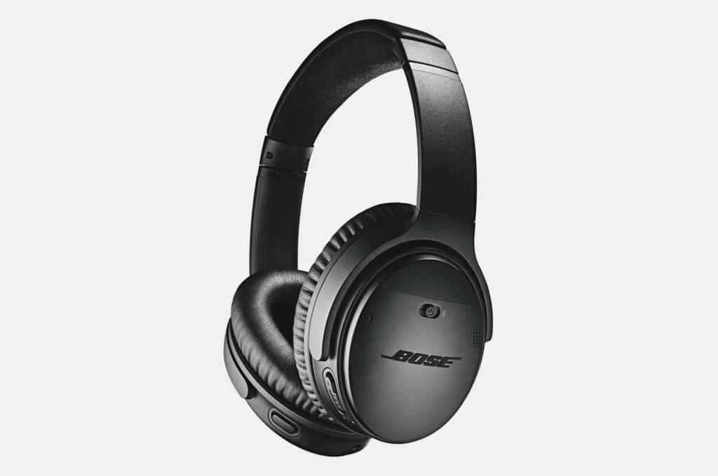 Bose QuietComfort 35 II Noise-Cancelling Headphones