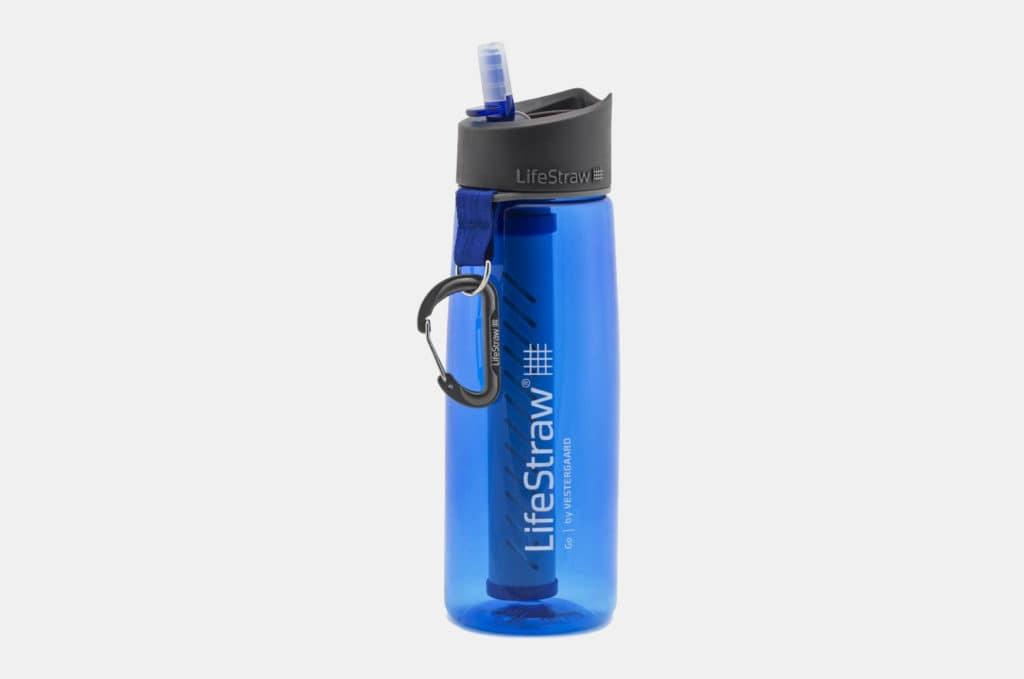 LifeStraw Go Filtered Water Bottle