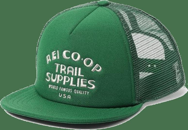 REI Trail Supplies Trucker Hat