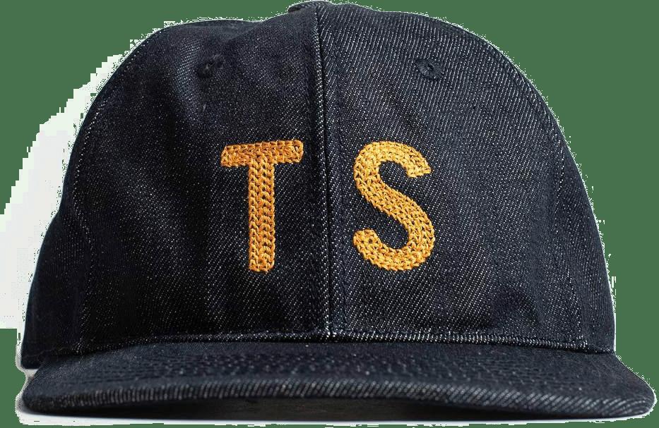Taylor Stitch Ball Cap in '68 Denim