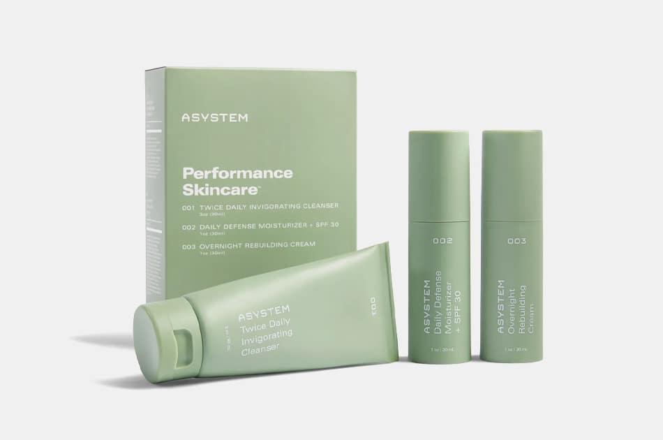 ASYSTEM Performance Skincare System