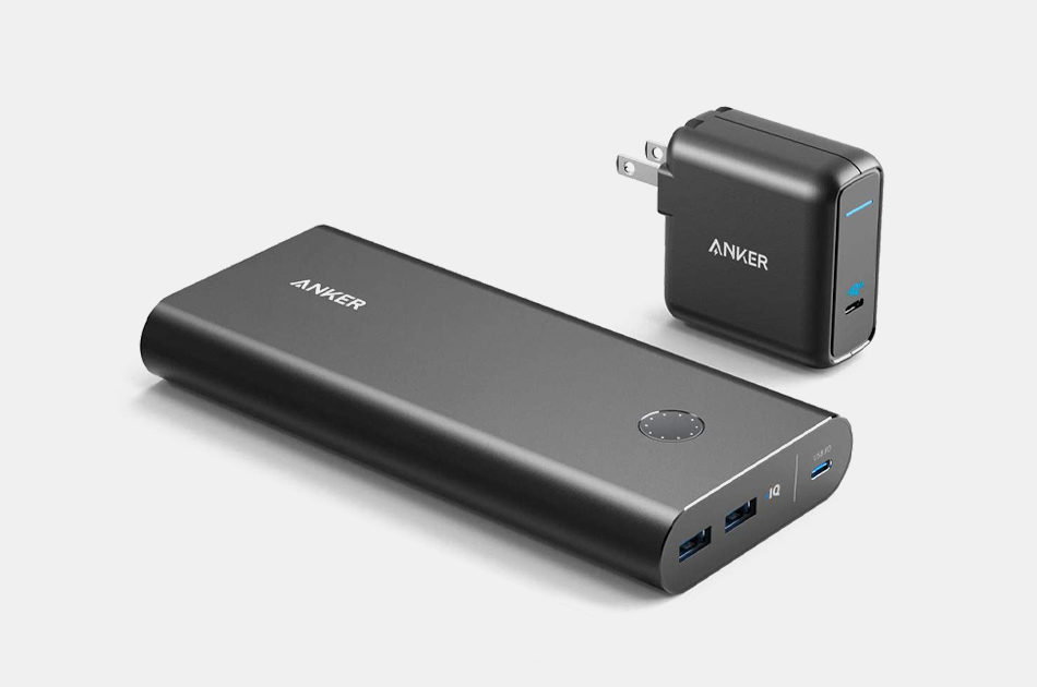 Anker PowerCore+ Portable Charging Kit