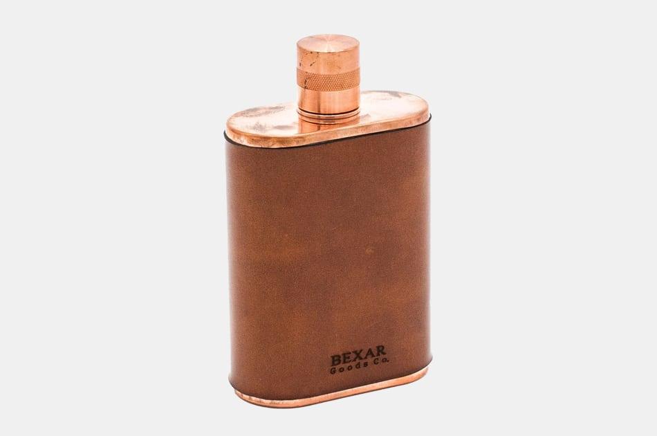 Bexar Goods x Jacob Bromwell Vermonter Flask