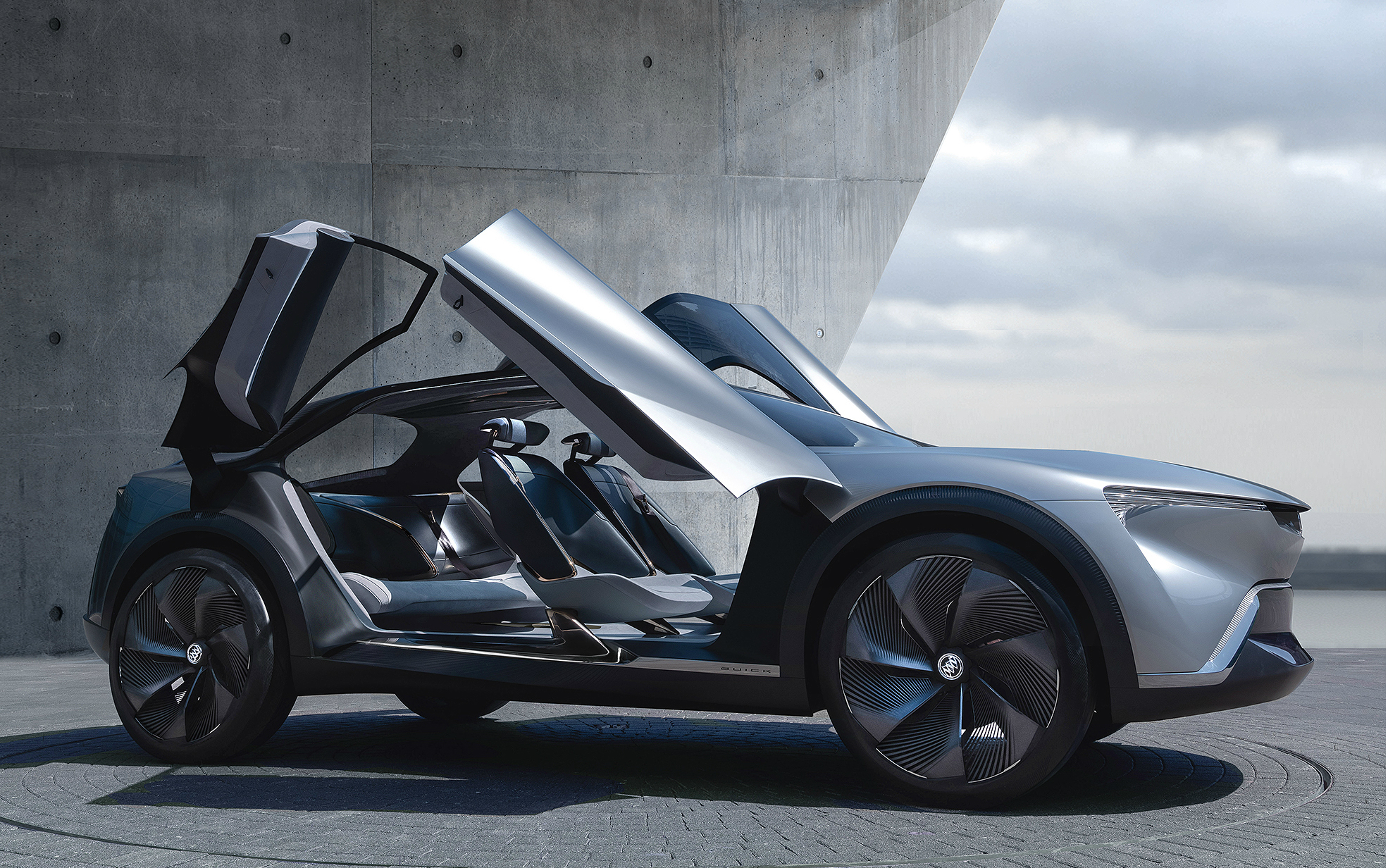 Buick Electra Electric Crossover Concept