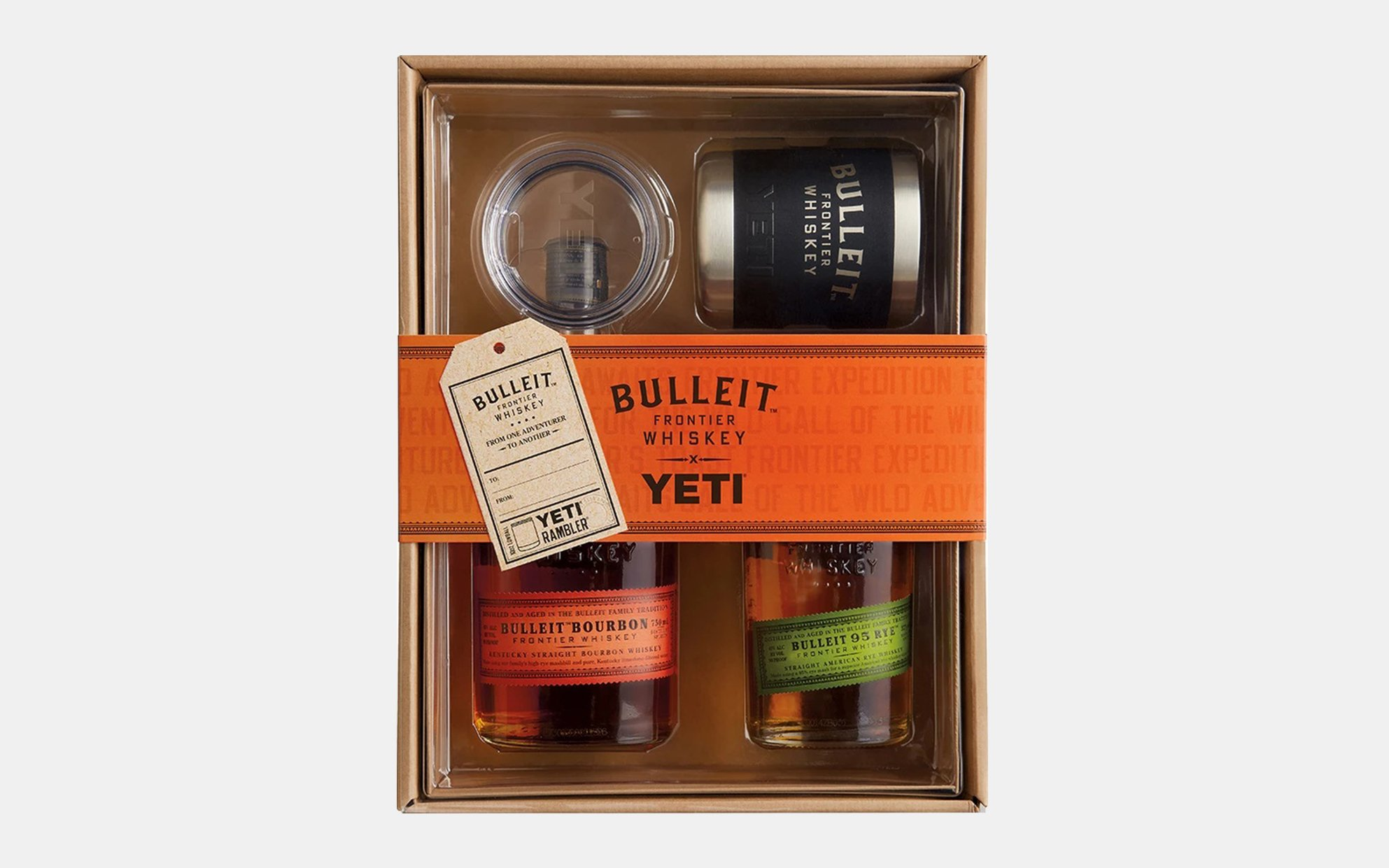 Bulleit x Yeti Outdoor Pack