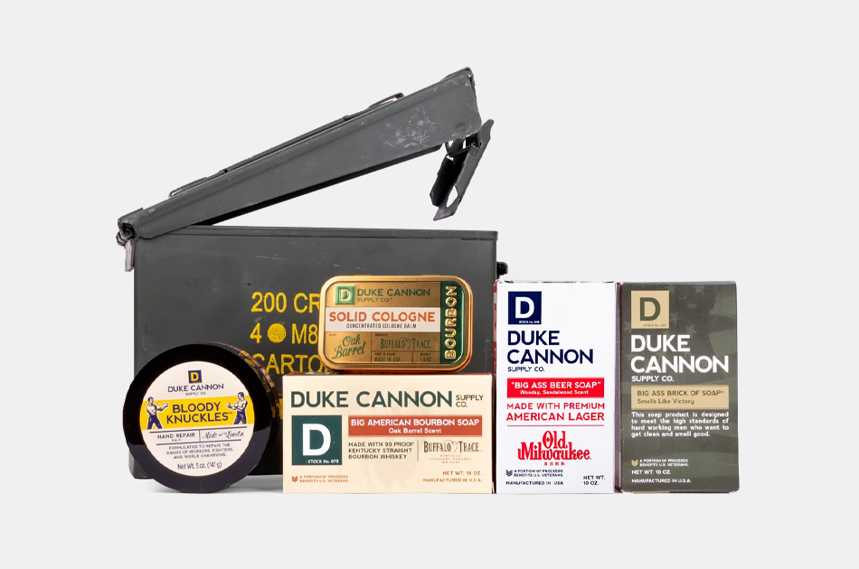 Duke Cannon Victory Box