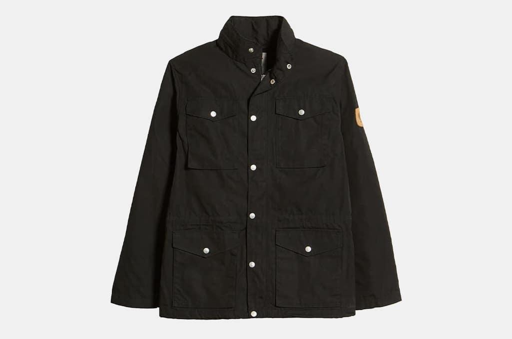 FJÄLLRÄVEN Rven Water Resistant Field Jacket