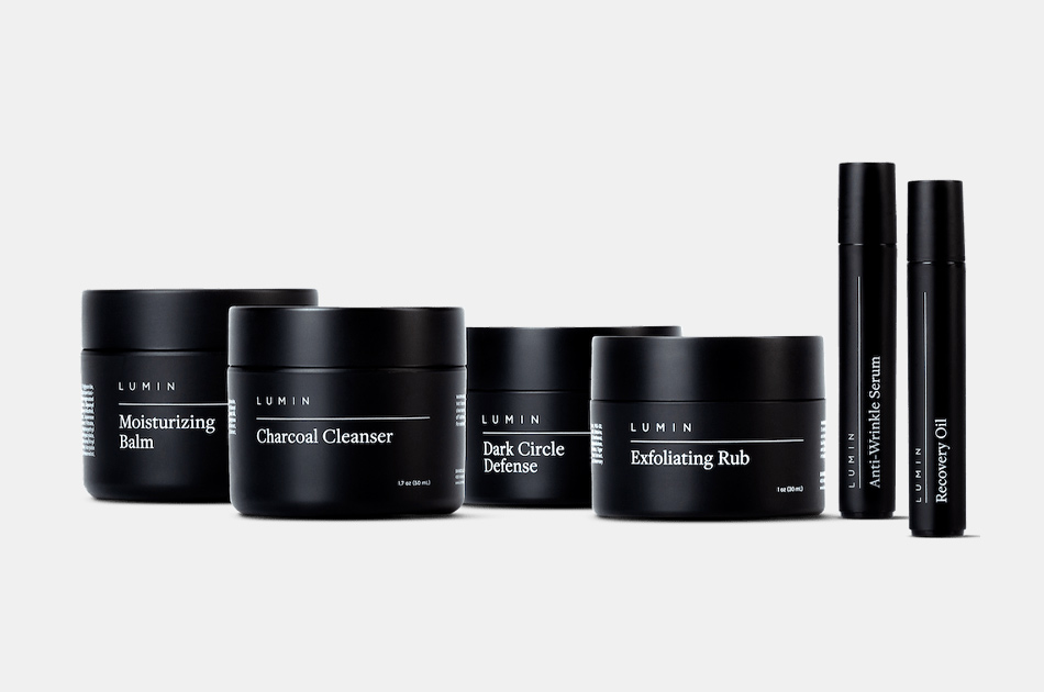 Lumin Complete Skincare Collection