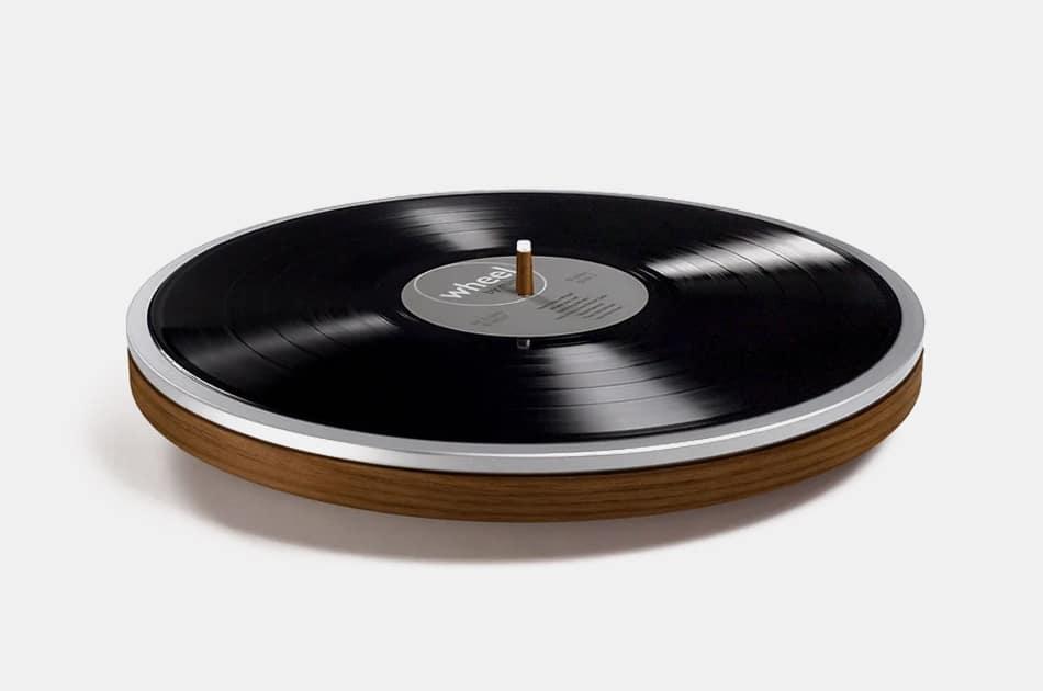 Miniot Wheel Minimal Record Player