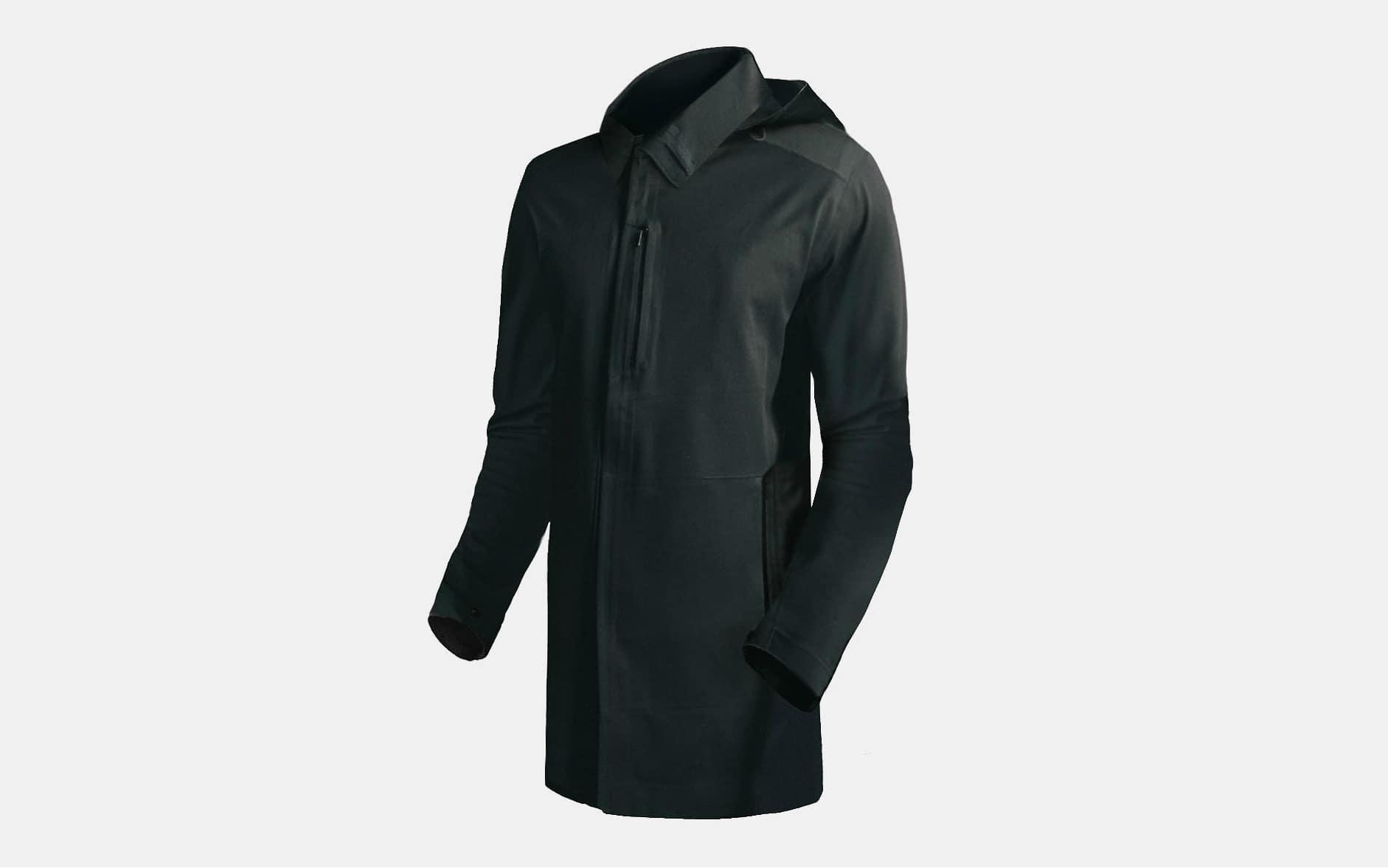 Mission Workshop Bremen Mackintosh Raincoat