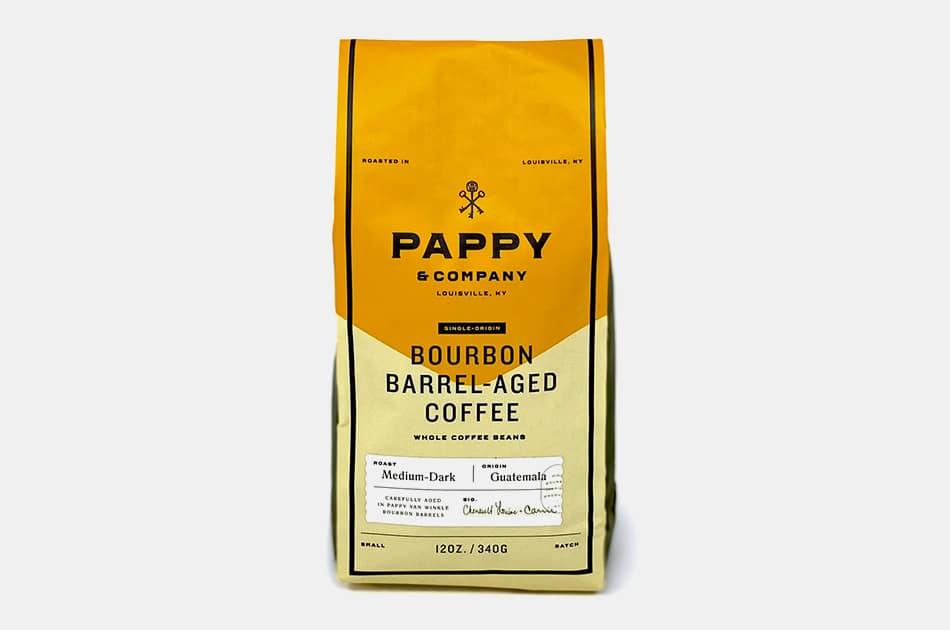 Pappy Bourbon Barrel-Aged Coffee