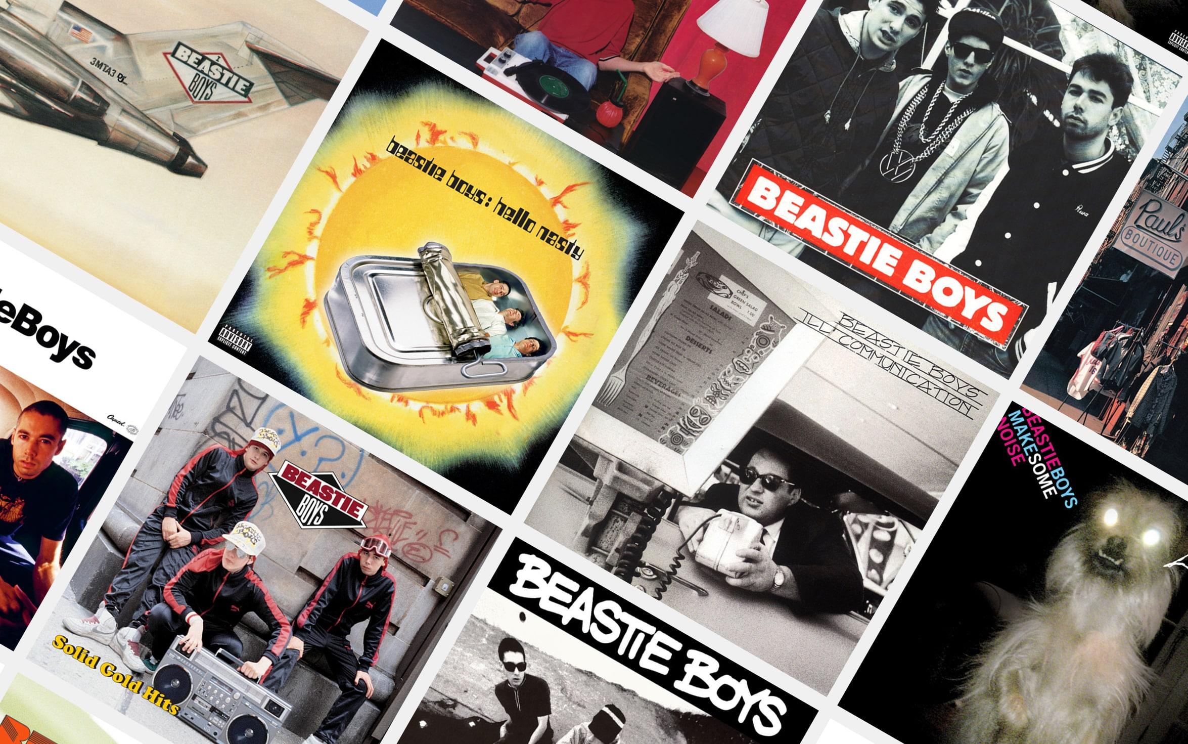 Beastie Boys Playlist