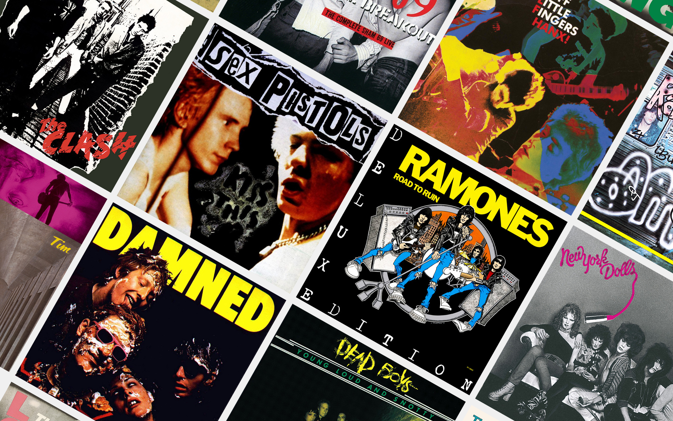 Classic Punk Playlist