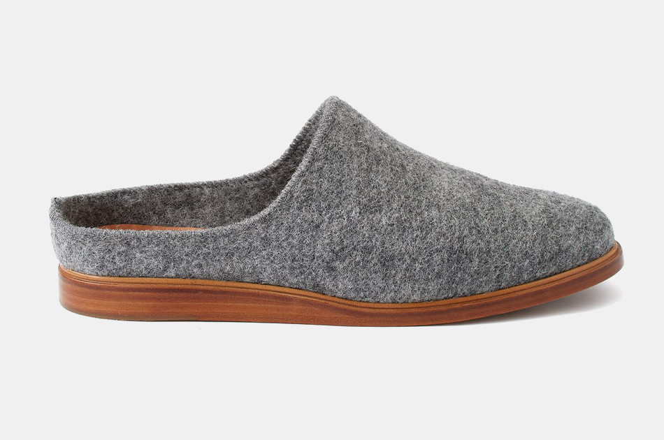 Rhodes Footwear Wool House Shoes