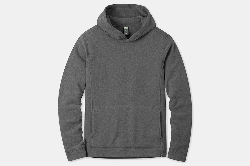 Stio Turpin Fleece Hooded Pullover