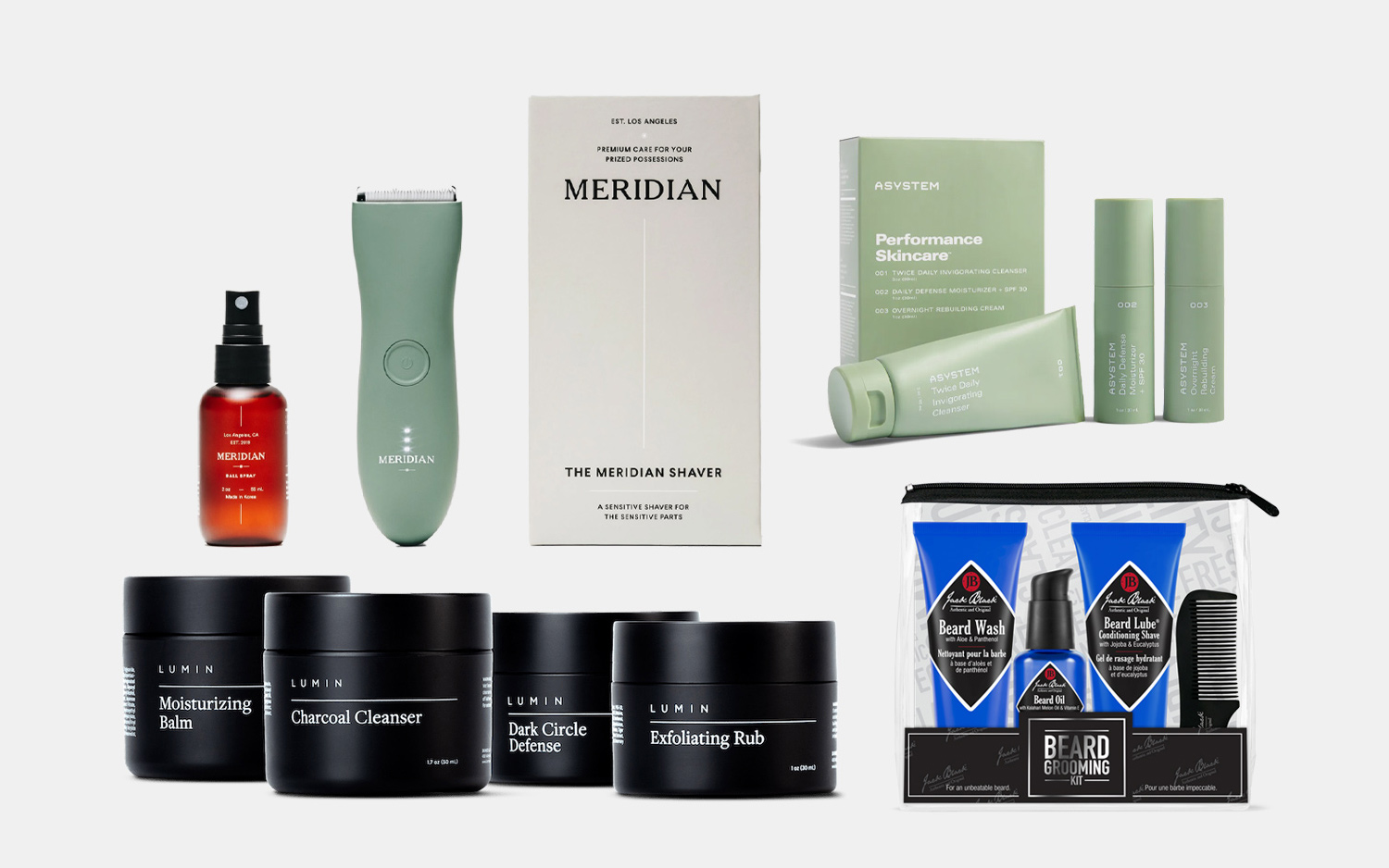 The 12 Best Men's Grooming Kits To Gift This Year