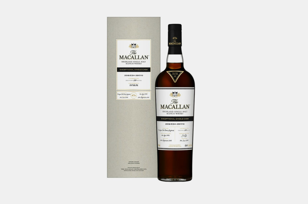 The Macallan 2018 Exceptional Single Cask No. 23 Scotch Whiskey