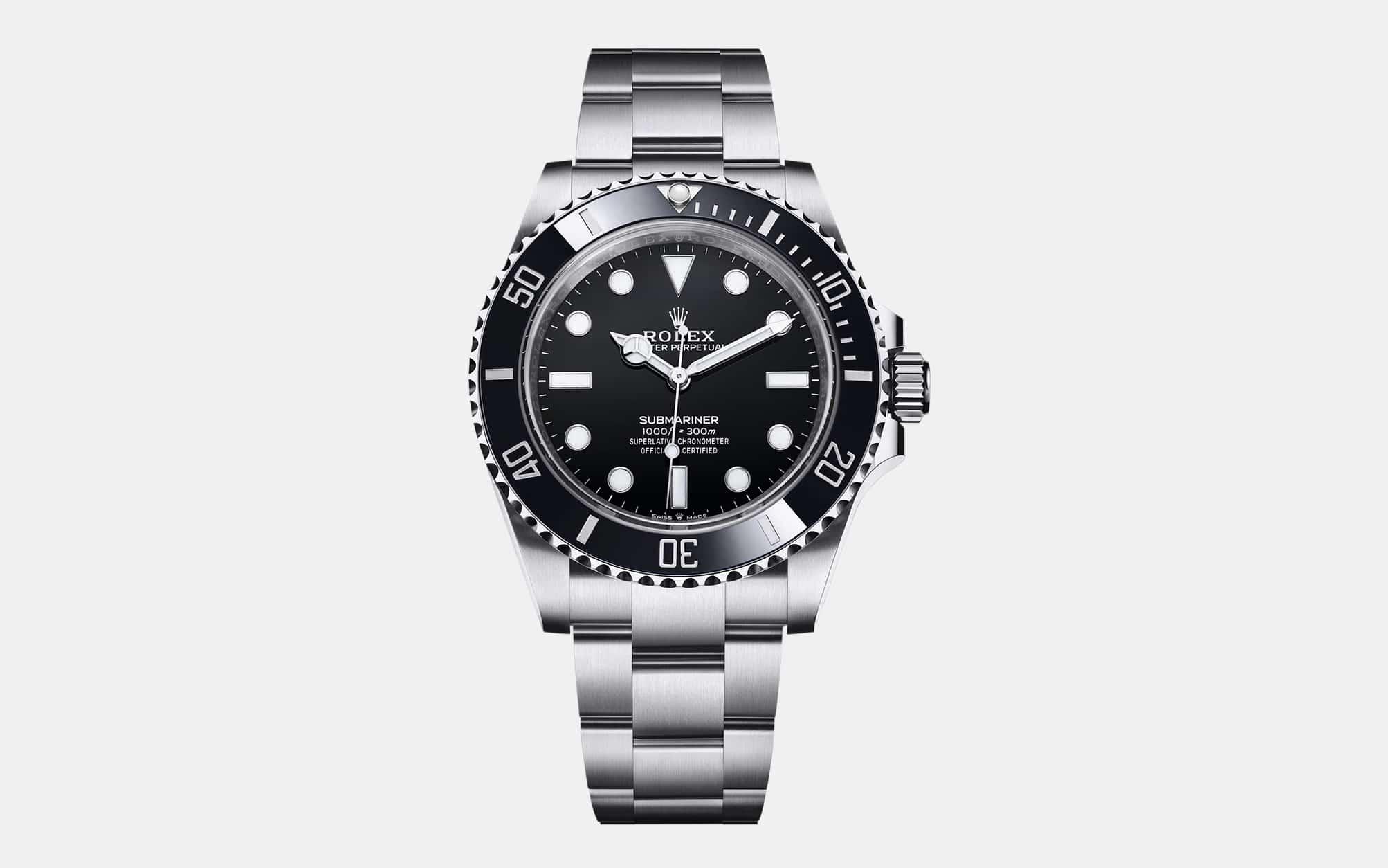 The New Rolex Submariner Ref. 124060