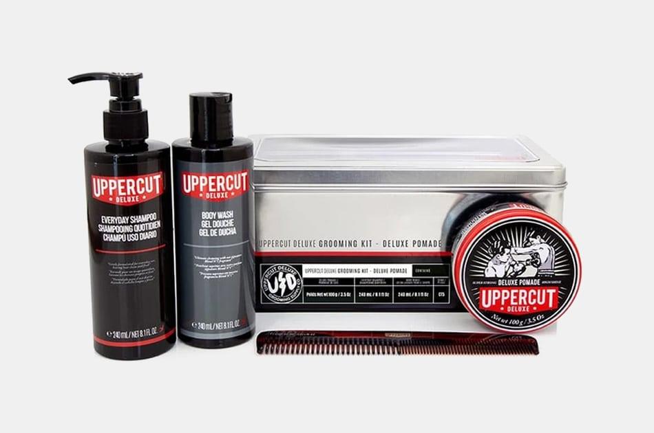 Uppercut Deluxe Pomade Grooming Kit