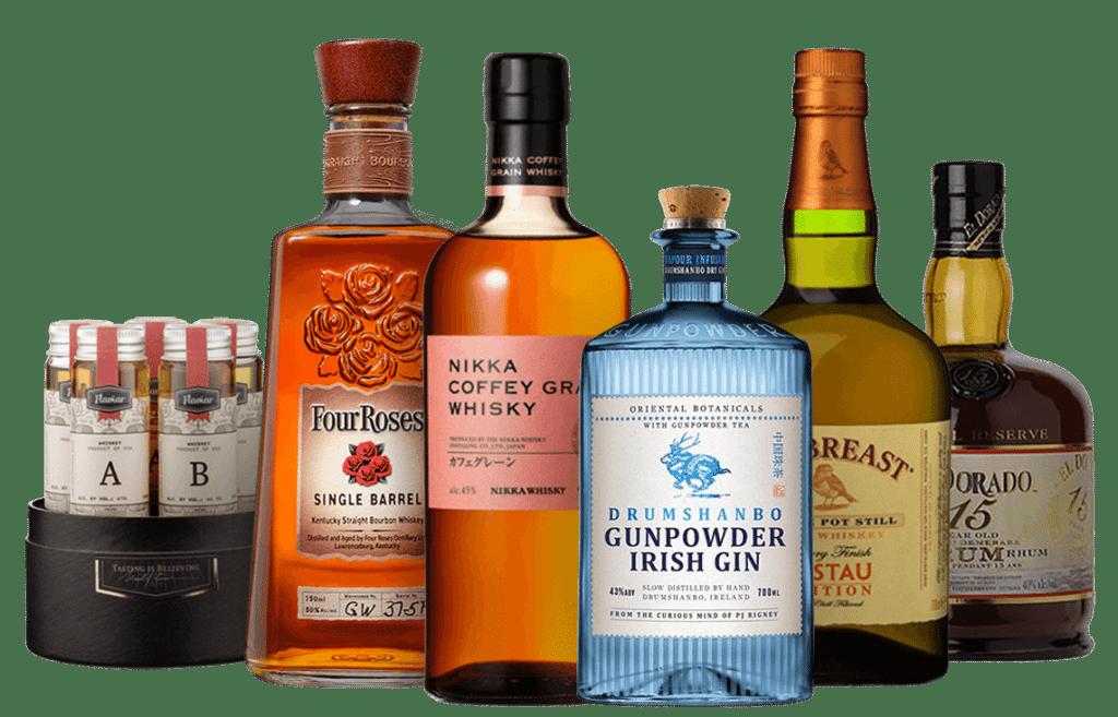 Flaviar Whiskey Subscription