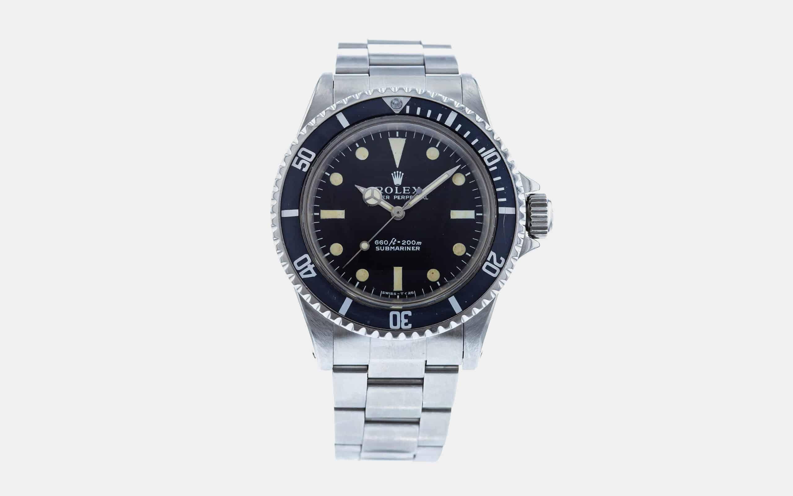 1971 Rolex Submariner 5513