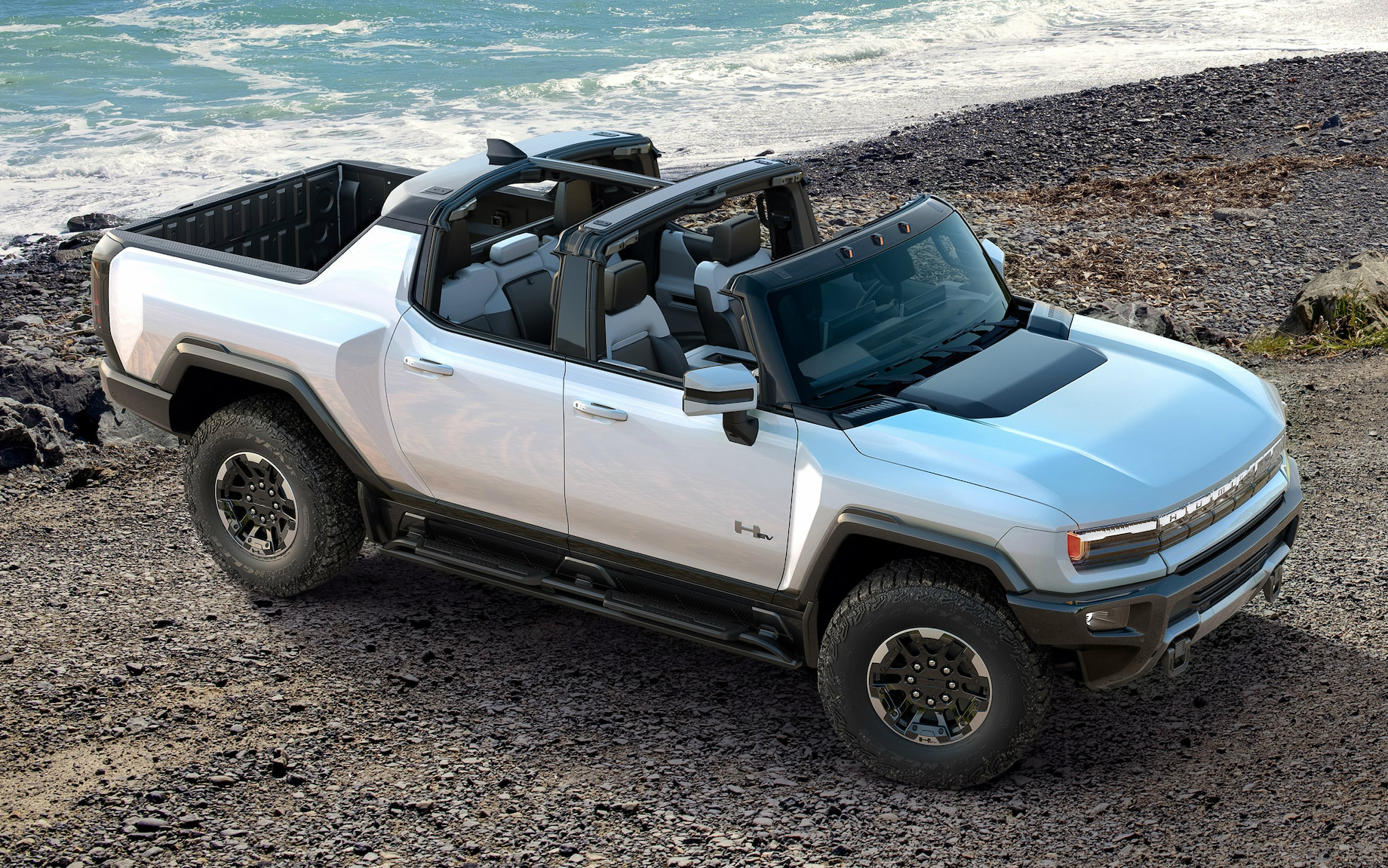 2022 GMC Hummer Electric Vehicle