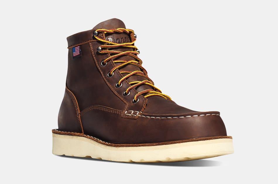 Danner Bull Run Moc Toe Boots