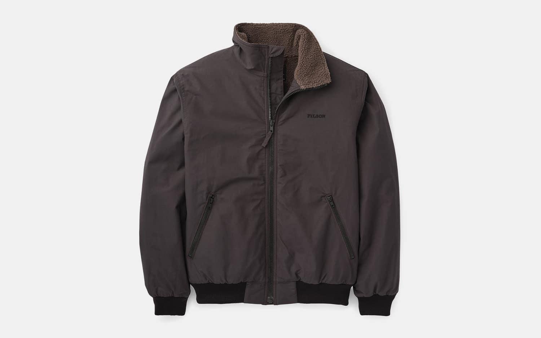 Filson Sherpa-Lined Deck Jacket