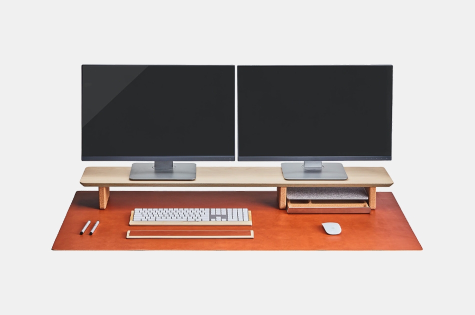 Grovemade Leather Desk Pad