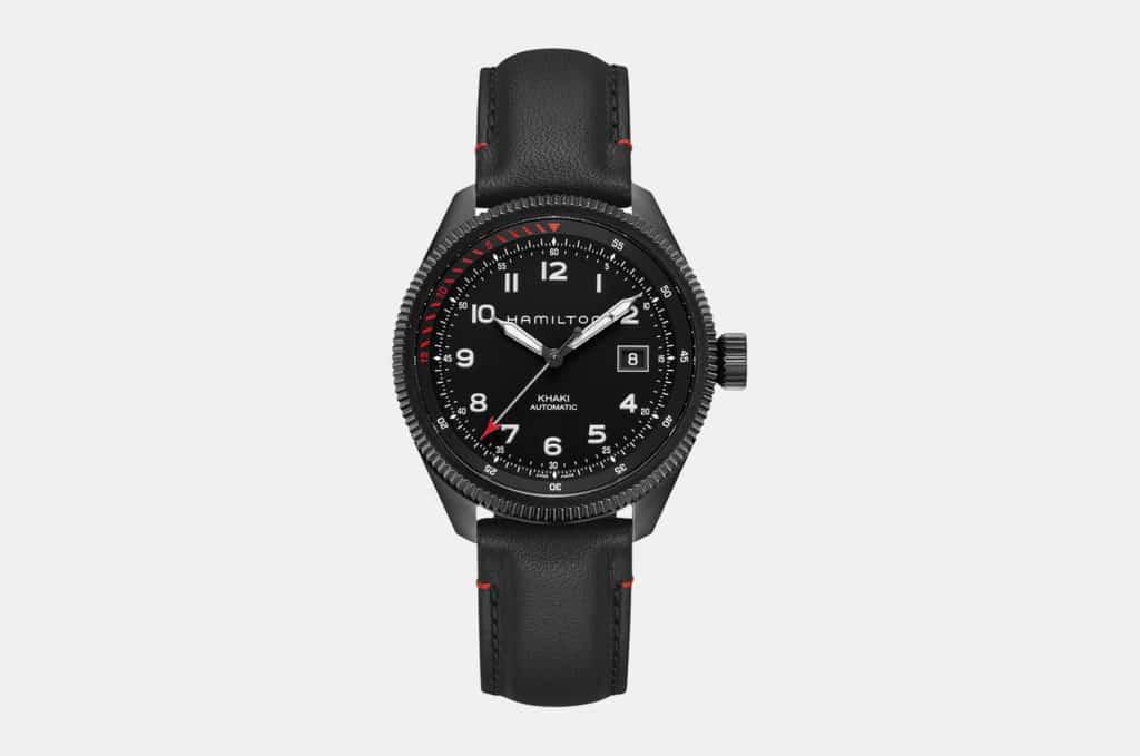 Hamilton Khaki Takeoff Air Zermatt Watch