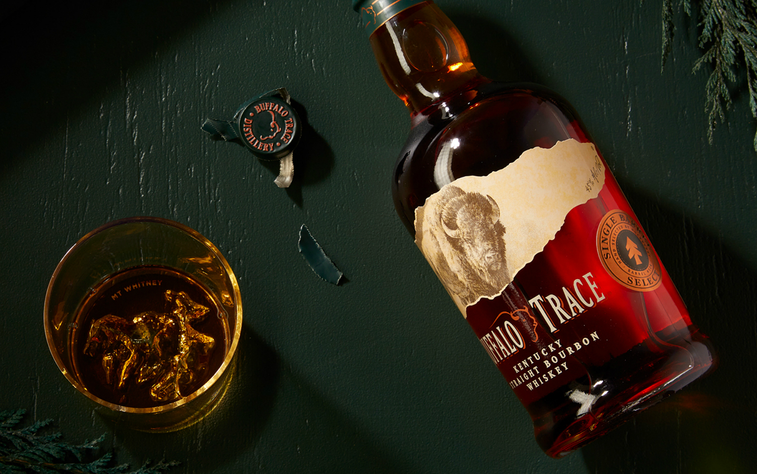 Huckberry x Buffalo Trace