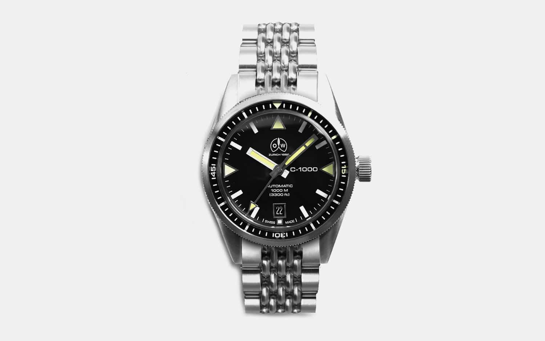 Ollech & Wajs Caribbean 1000 Watch