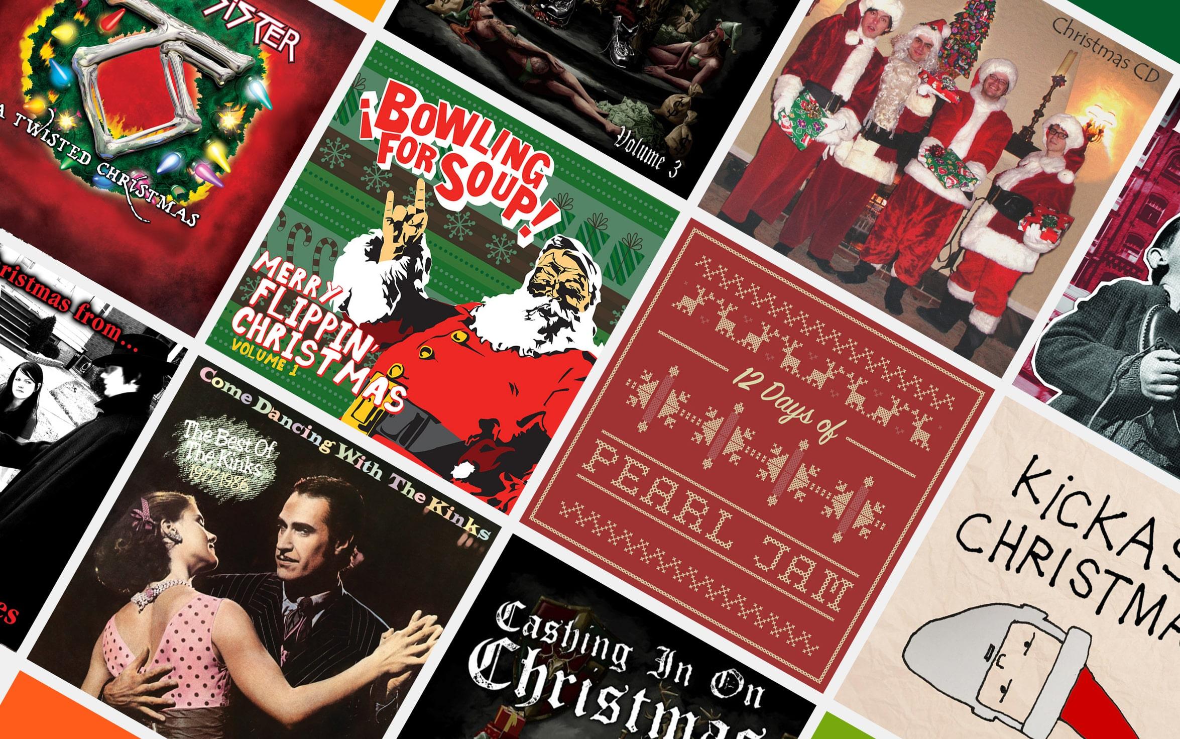 Christmas Rock Playlist