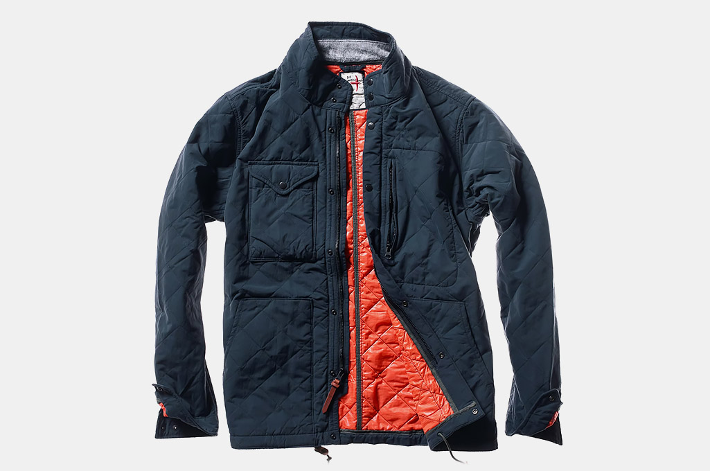Relwen Quilted Tanker Jacket