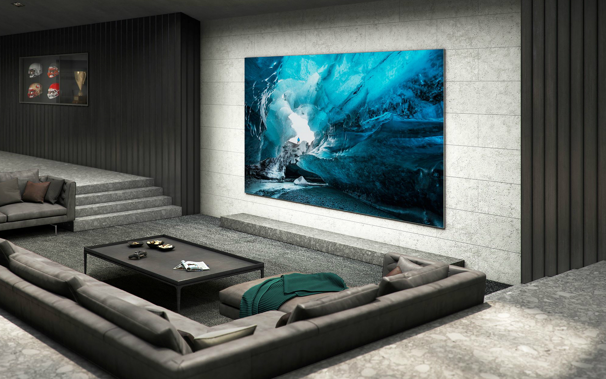 Samsung 110'' MicroLED TV
