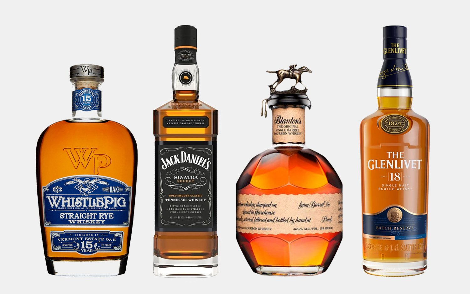 Christmas Spirits: The 10 Best Whiskeys To Gift This Year