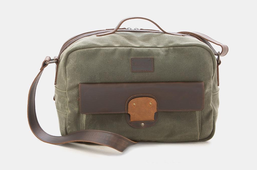 William Ross Weatherproof Travel Bag