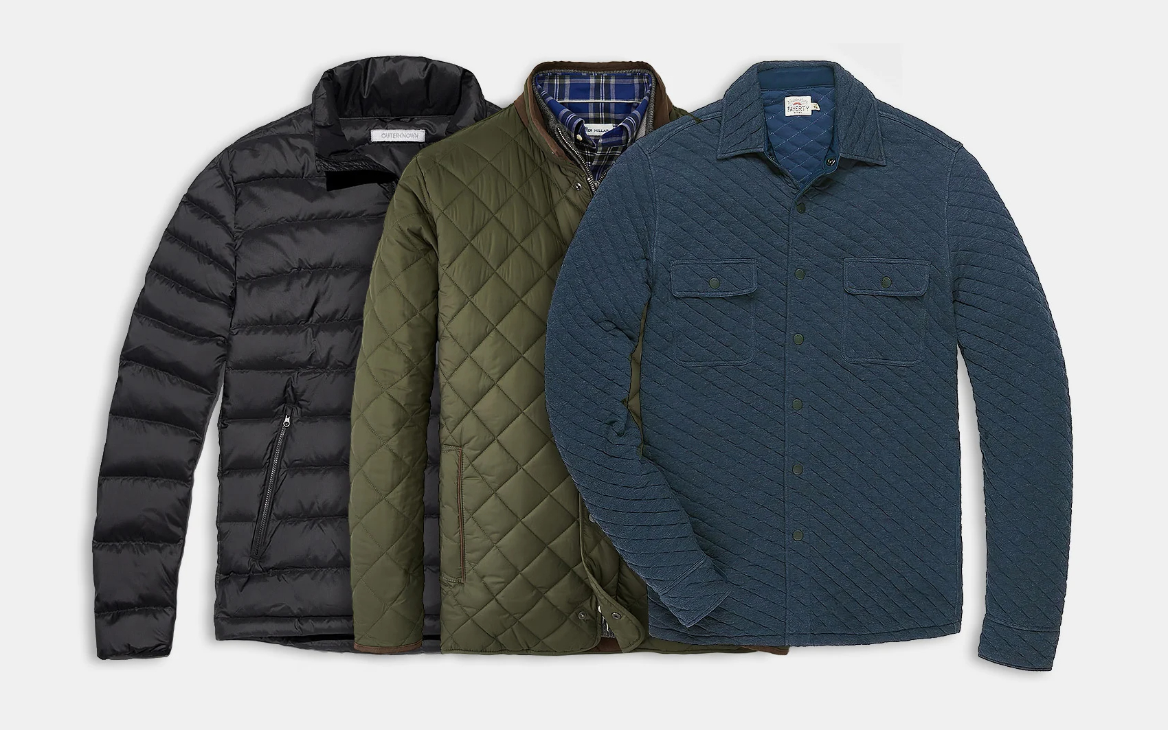 Best Men's Quilted Jackets