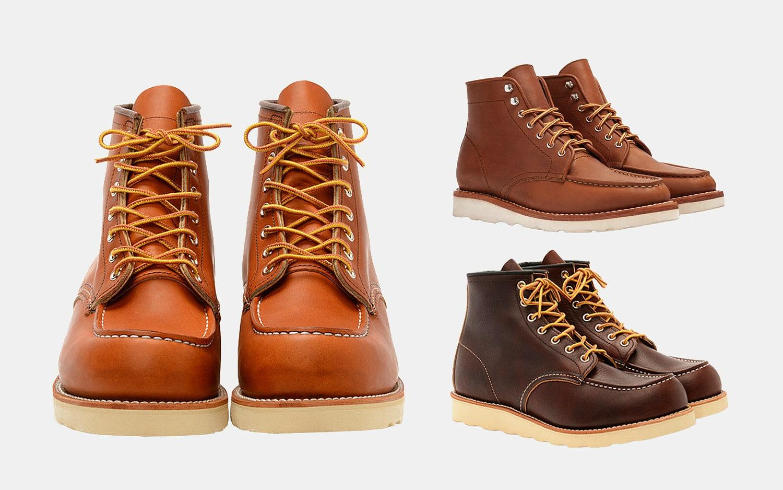 Best Moc Toe Boots For Men