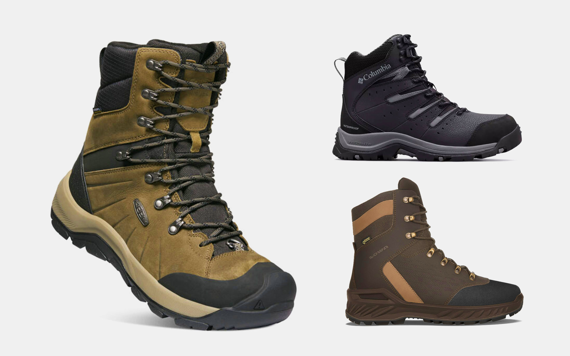 15 Best Snow Boots for Men