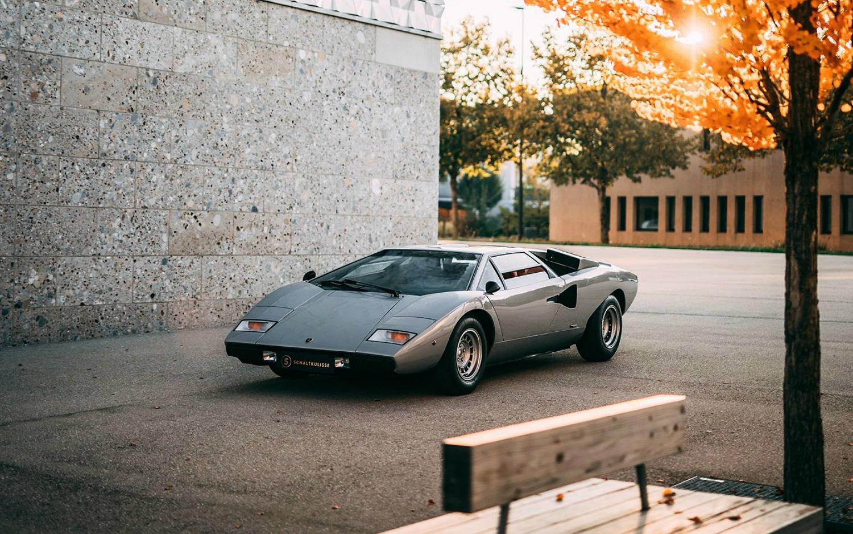 1974 Lamborghini Countach LP400 Periscopio