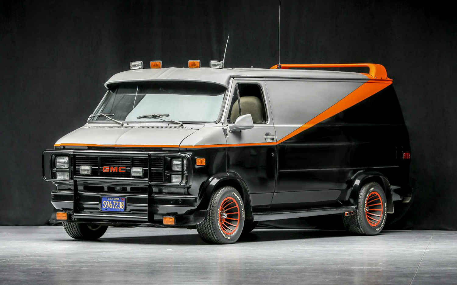 1979 Chevrolet 'A-Team' Van