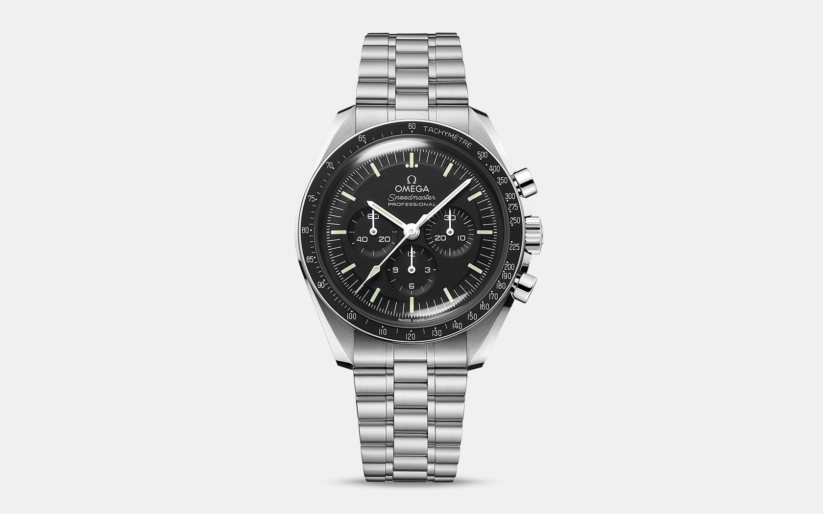 2021 Omega Speedmaster Moonwatch Professional