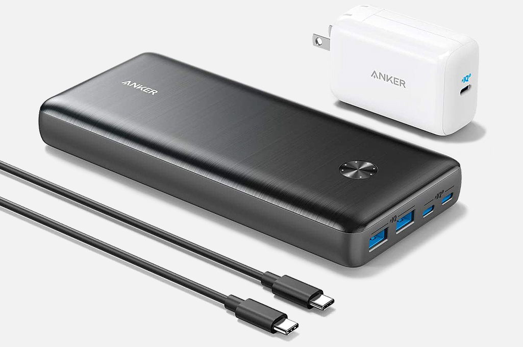 Anker PowerCore III Elite Portable Charger